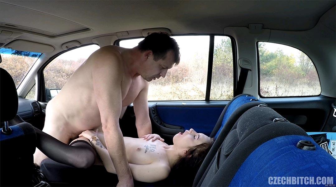 Czech bitch 53
