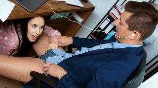 Deviante – Love Her Ass 09 – Horny Girlfriends Ass Vs Work Meeting